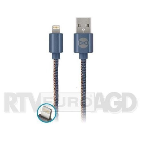 Kabel Forever do iPhone 8-pin jeans