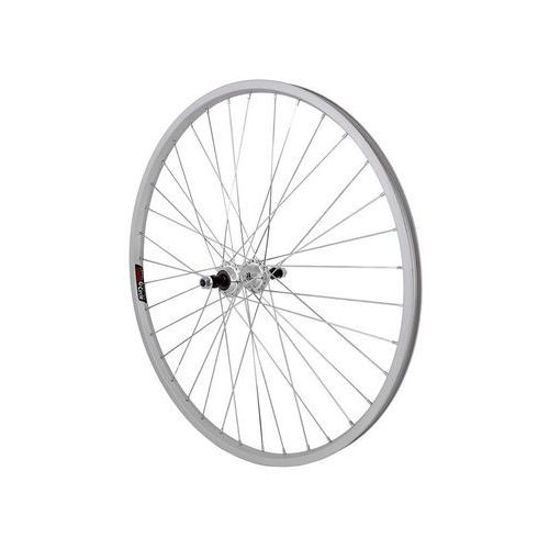 """Tylne koło aluminiowe srebrne 26"""" - piasta aluminiowa marki Joytech"""