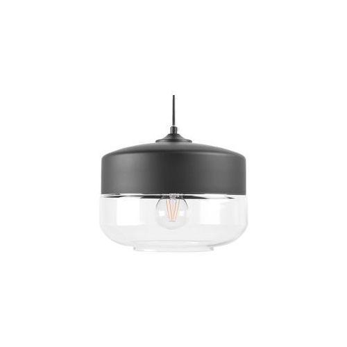 Lampa wisząca szklana czarna MURRAY (4260580929580)