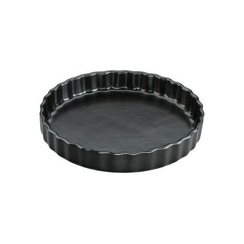 Küchenprofi Provence - Ceramiczna forma na tartę 28 cm, czarna (4007371068574)