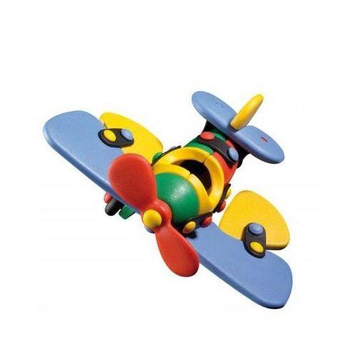 Zestaw do składania MIC-O-MIC Wesoły Konstruktor Mały samolot Motyl (4260126572423)