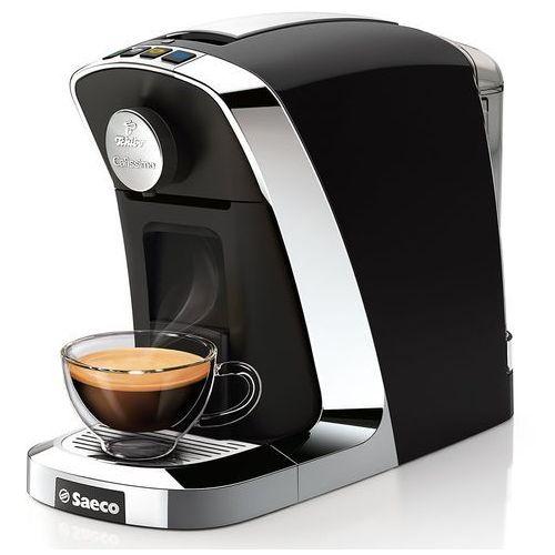 Tchibo cafissimo tuttocaffé kapsułki kawy saeco (do kawy, espresso, caffé crema i tee) czarna (8710103646372)
