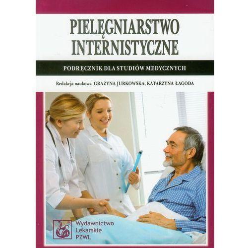 Pielęgniarstwo internistyczne. Podręcznik dla studiów medycznych (9788320040920)