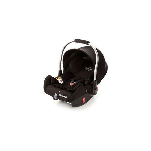 Fotelik samochodowy Basset 0-13kg Babysafe (Black)