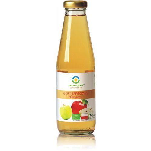 Ocet jabłkowy bio 500ml marki Bio food. Najniższe ceny, najlepsze promocje w sklepach, opinie.