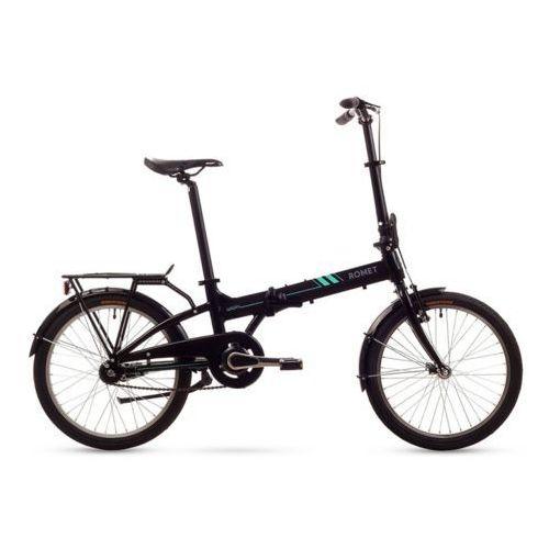 Romet rower składany wigry 3 czarny