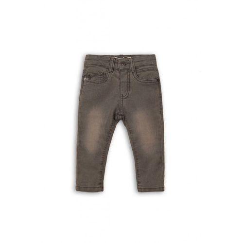 Spodnie niemowlęce 5l35aw marki Minoti