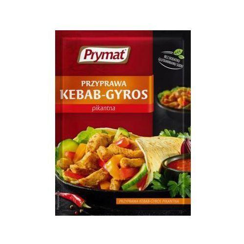 Prymat Przyprawa kebab-gyros pikantny 30 g  (5901135032742)