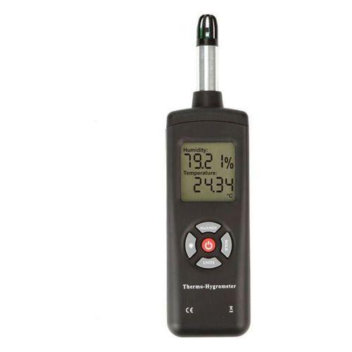 Tearer-tech 3w1 miernik wilgotności i temperatury + psychrometr + punkt rosy tl-500