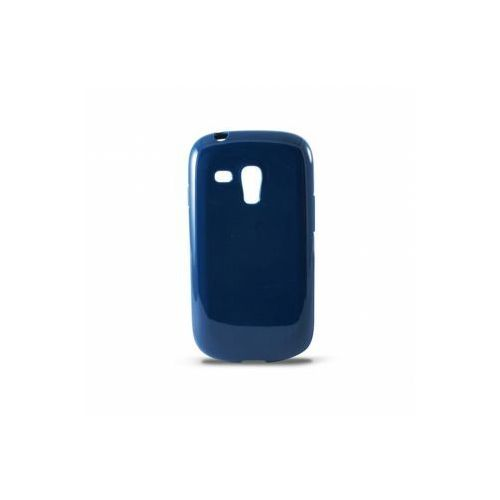 KSIX Etui TPU dedykowane do Samsung Galaxy SIII MINI I8190 - granatowe Odbiór osobisty w ponad 40 miastach lub kurier 24h - sprawdź w wybranym sklepie