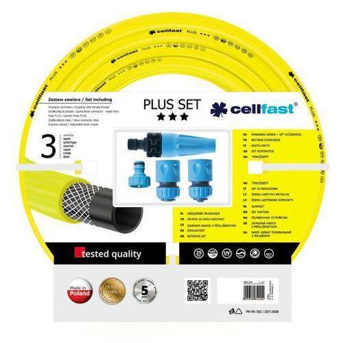 Cellfast Zestaw zraszający z wężem plus 10-290 (5901828856440)