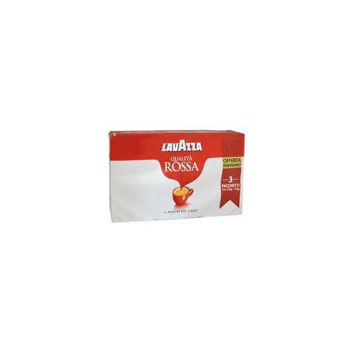 Lavazza qualita rossa 4 x 0,25 kg mielona (8000070035041)