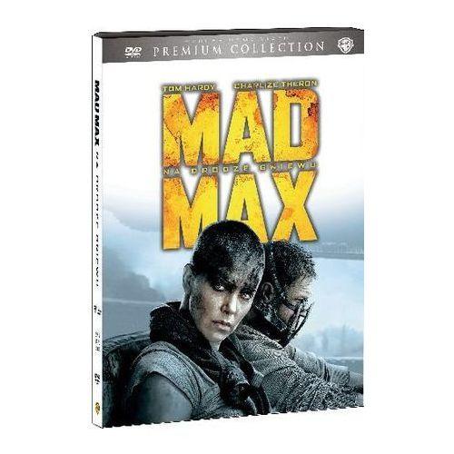 Mad max: na drodze gniewu (dvd) - george miller darmowa dostawa kiosk ruchu marki Galapagos