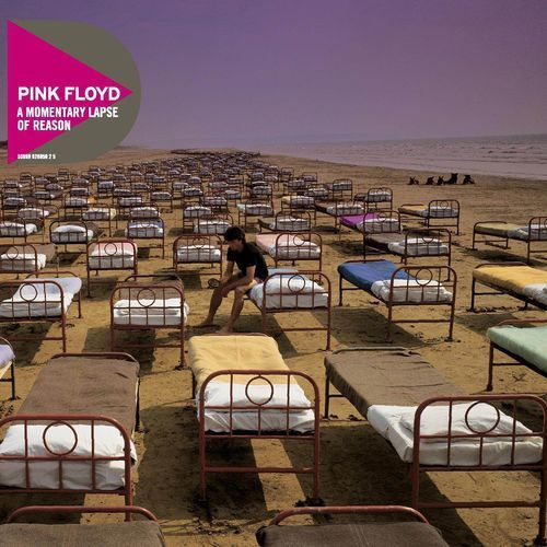 PINK FLOYD - A MOMENTARY LAPSE OF REASON (2011) (CD) - sprawdź w wybranym sklepie