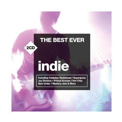 Warner music poland The best ever indie - różni wykonawcy (płyta cd)