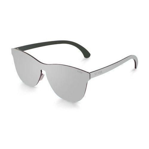 Okulary Przeciwsłoneczne Unisex Ocean Sunglasses 25-9_LAMISSION Szare