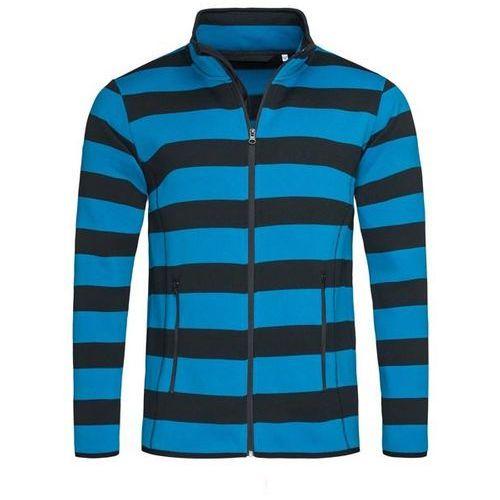 Bluza męska SST5090 NIEBIESKI M