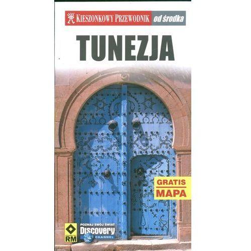 TUNEZJA KIESZONKOWY PRZEWODNIK OD ŚRODKA /MAPA GRATIS/ (2007)