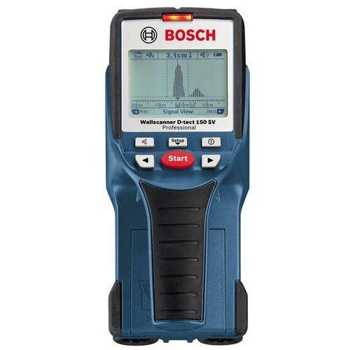 Wykrywacz Bosch D-TECT 150 SV - ponad 2000 punktów odbioru w całej Polsce! Szybka dostawa! Atrakcyjne raty! Dostawa w 2h - Warszawa Poznań, D-TECT 150 SV