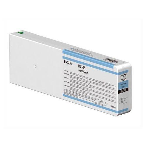 Oryginalny atrament t8045 [c13t804500] light cyan marki Epson