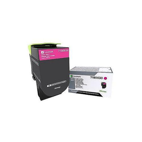 Lexmark toner Magenta 71B20M0, 71B20M0