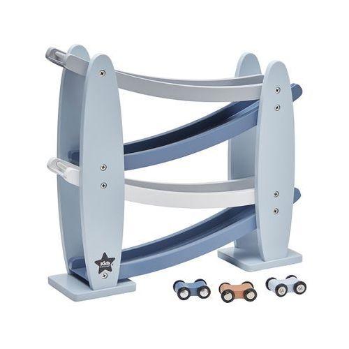 Kids Concept Zjeżdżalnia Drewniana Blue, 1000175