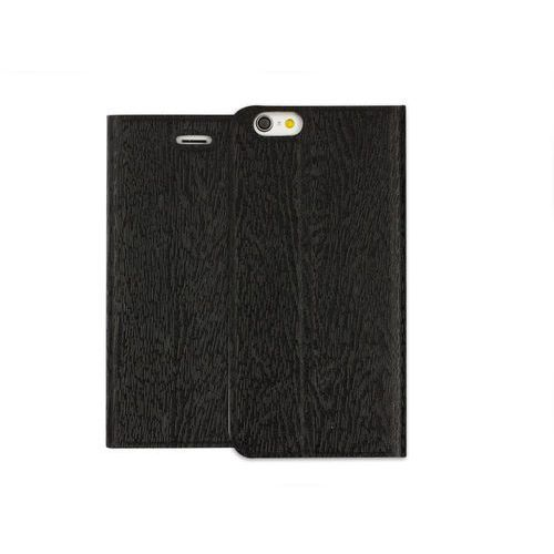 Apple iPhone 6s - etui na telefon Flex Book - czarny