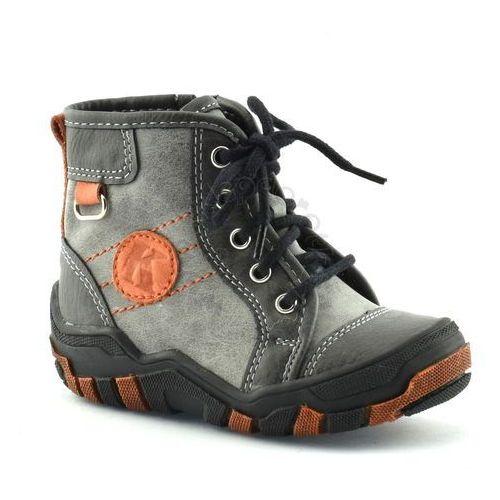 Dziecięce buty zimowe Kornecki 04986, kolor szary