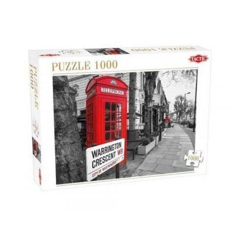 PUZZLE TACTIC Puzzle TACTIC London 1000 elementów