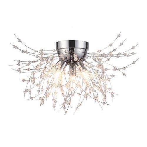 Plafon lampa sufitowa Reality Pearls 3x33W G9 chrom 225303-06 >>> RABATUJEMY do 20% KAŻDE zamówienie!!! (5906737309308)