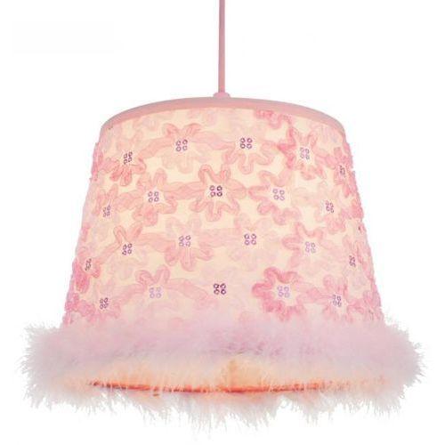 Globo tarso lampa wisząca różowy, 1-punktowy - dziecko - obszar wewnętrzny - tarso - czas dostawy: od 3-6 dni roboczych marki Globo lighting