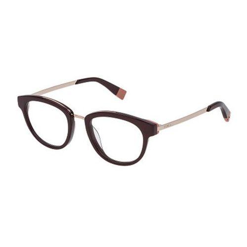 Okulary korekcyjne vfu027 09fd marki Furla