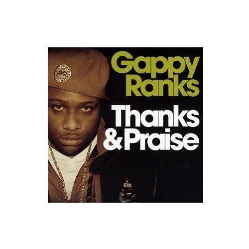 Greensleeves Thanks & praise - gappy ranks (płyta cd)