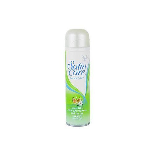 Gillette  satin care satin care żel do golenia dla kobiet avocado twist (shaving gel) 200 ml