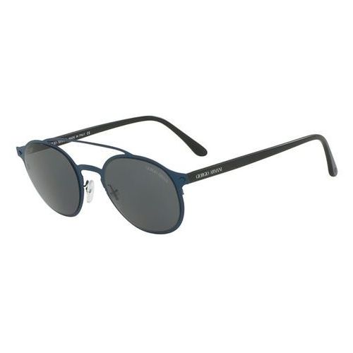 Okulary słoneczne ar6041 frames of life 317187 marki Giorgio armani