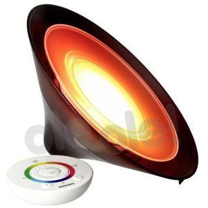 70998/30/ph - led lampa stołowa living colors 1xled/8w czarna marki Philips