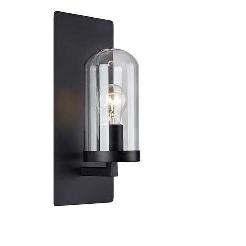 Markslojd Industrialna lampa ścienna barnaby 107074 modernistyczna oprawa kinkiet czarny (7330024571952)