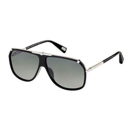 Marc jacobs Okulary słoneczne mj 305/s polarized 010/wj