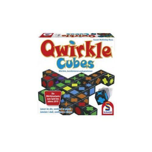 Schmidt spiele - gry Gra qwirkle cubes - szybka wysyłka (od 49 zł gratis!) / odbiór: łomianki k. warszawy