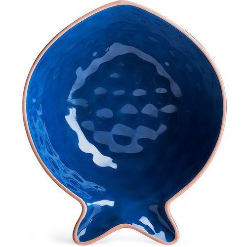 Miseczka niebieska do serwowania w kształcie rybki Seafood Sagaform (SF-5017826) (7394150178263)