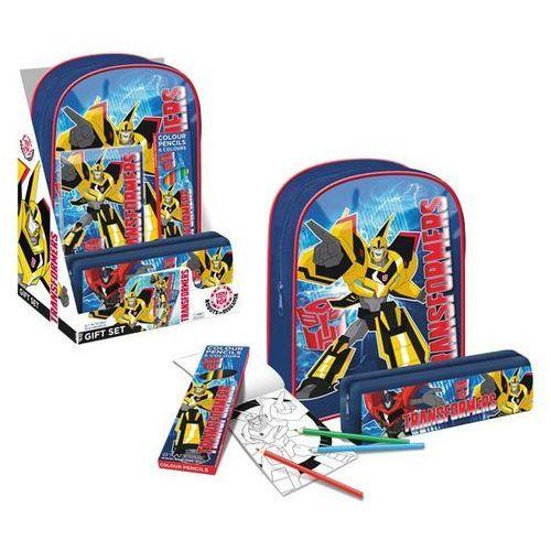 Zestaw szkolny  336130 transformers marki Starpak