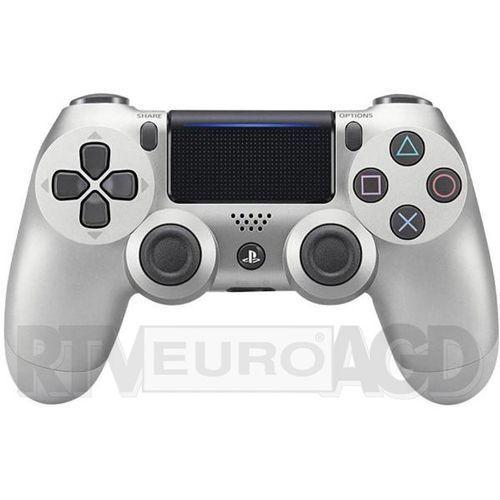 Sony DualShock 4 v2 (srebrny) - produkt w magazynie - szybka wysyłka!