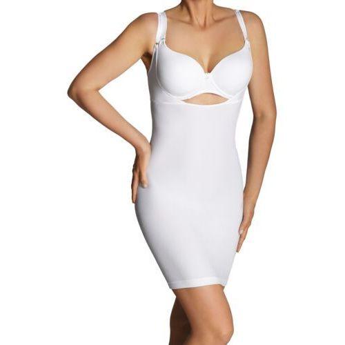 Vika halka korygująca damska eldar comfort biała - biały marki Eldar elegance