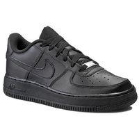 Nike Buty - air force 1 (gs) 314192 009 black/black