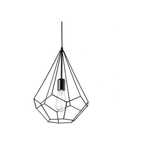 Lampa wisząca AMPOLLA-3 SP1 NERO, kolor Czarny