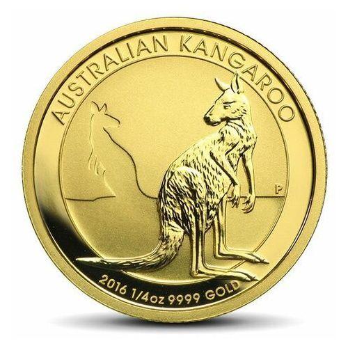 Kangur Australijski 1/4 uncji złota - 15dni