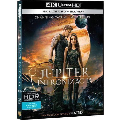 Jupiter: Intronizacja (Blu-Ray) - Lily Wachowski, Lana Wachowski DARMOWA DOSTAWA KIOSK RUCHU (7321999343705)
