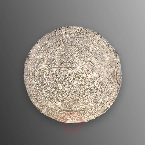 Kulista lampa stołowa LED Thunder (4017807292824)