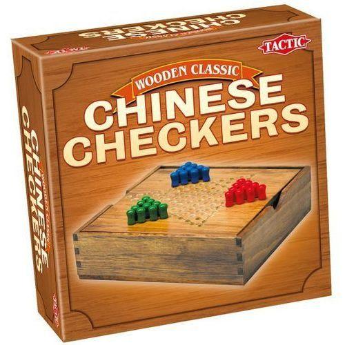 Gra Wooden Classic - Chińskie warcaby