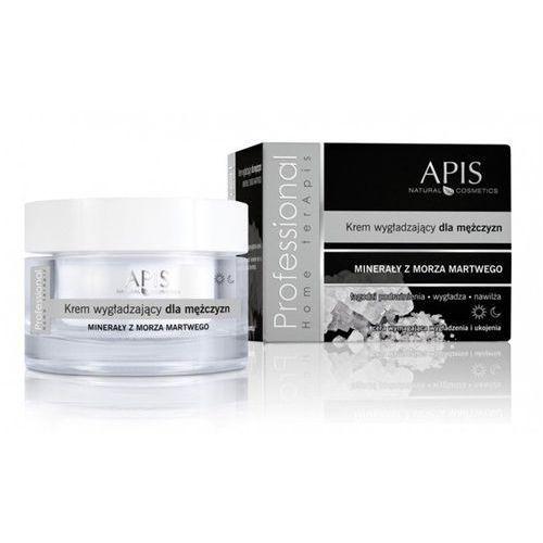 Apis natural cosmetics Apis home terapis krem wygładzający dla mężczyzn z minerałami z morza martwego 50 ml